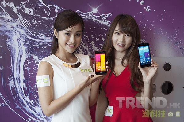 日系 HTC 防水防塵旗艦機 Butterfly 2 登陸香港