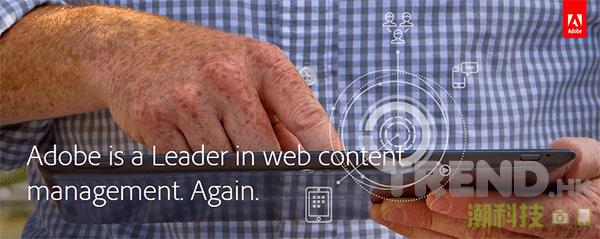 Gartner Magic Quadrant 報告指 Adobe 乃網頁內容管理領導者