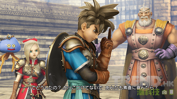 《Dragon Quest Heroes》發售日確定!金屬史來姆限定 PS4 主機 12 月率先發售