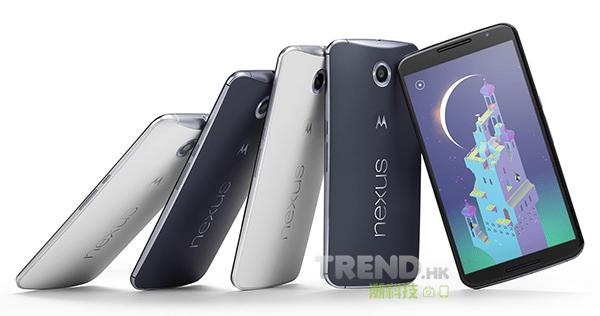 充滿 Motorola 的影子!Google Nexus 6 正式發佈