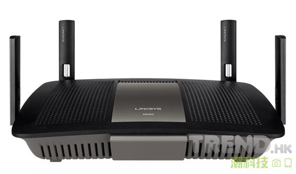 購買最新 Linksys 4×4 無線 AC2400 Router,免費換領 AE6000 AC Wireless USB Adaptor