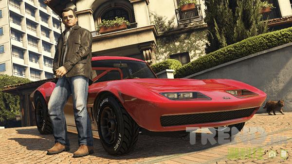 PS4《GTA V》繁體中文版 11 月 18 日推出,主機同捆套裝 12 月登場
