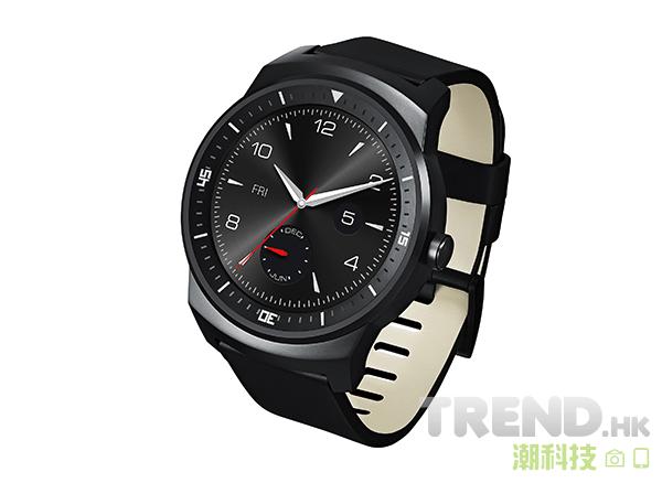 LG G Watch R 終於來香港了!11 月 20 日正式發售