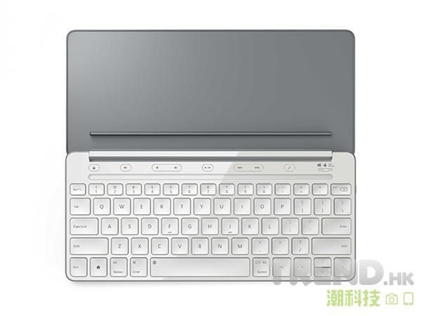 一按切換操作系統!Microsoft 萬用行動鍵盤 Universal Mobile Keyboard