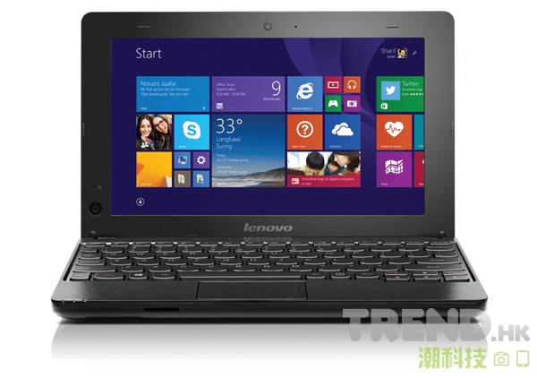 Lenovo 2015 新春驚喜浪接浪,震撼價 HK$699 換購 E10-30 手提電腦