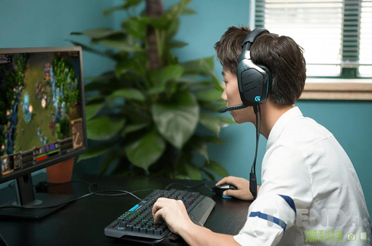 首款搭載 DTS Headphone: X 技術!全新 Logitech Artemis Spectrum G633 遊戲耳機
