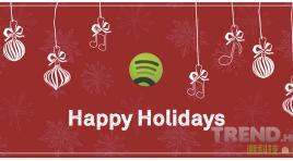 Spotify 一系列聖誕節歌單,陪大家聽歌過聖誕
