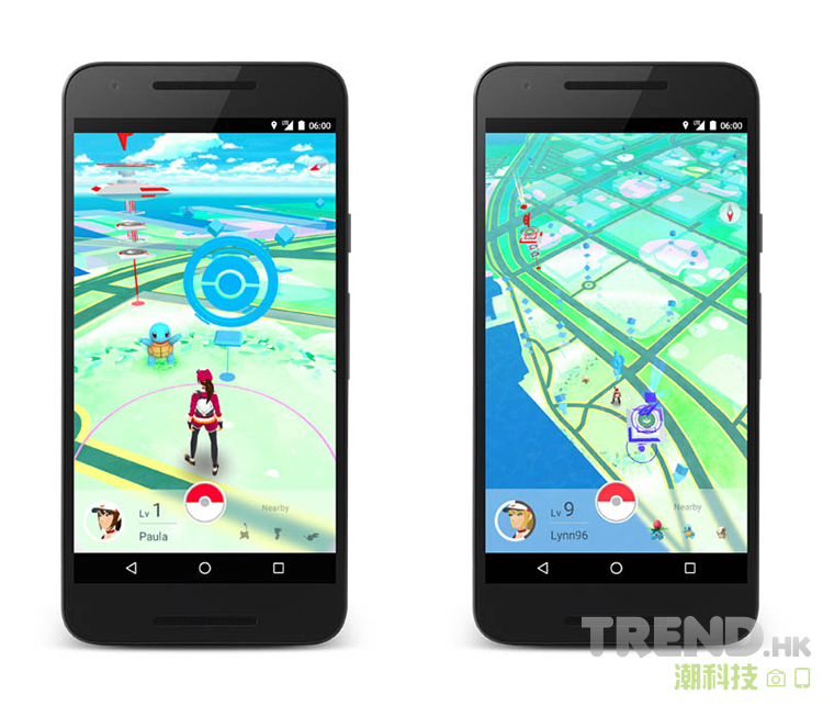 pokemon-go-open-beta-in-japan-screenshot-1