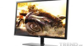 打機好拍擋!AOC 全新 U2879VF 4K 超高清螢幕