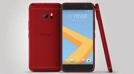夕光紅 HTC 10 登陸香港