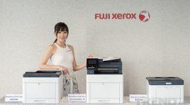 中小企「慳印」之選!Fuji Xerox 全新 DocuPrint C315、DocuPrint P365 d 打印機