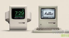 Elago 讓 Apple Watch 變身成第一代 Macintosh 電腦